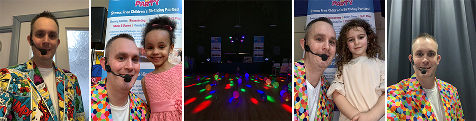 Children S Party Packages Bouncy Castle Hire Glasgow Lanarkshire